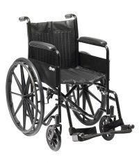 The Drive S1 Steel Wheelchair