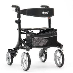 Carbon Fibre Nitro Elite Super Light Weight (5kg) Seat Walker 135kg
