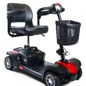 Scout Sport Quattro Mobility Scooter with All round Suspension