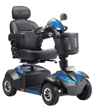 Drive Medical Envoy 8 Plus Mobility Scooter