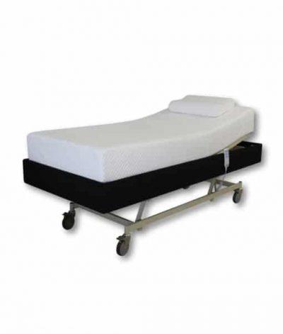 I-Care Luxury IC222 Hospital Bed Base & Mattress King single Black