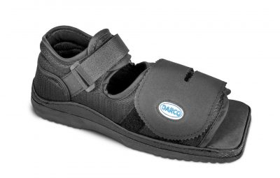 DARCO MED SURGICAL SHOE X-LARGE Mens Extra Large 12.5 - 14