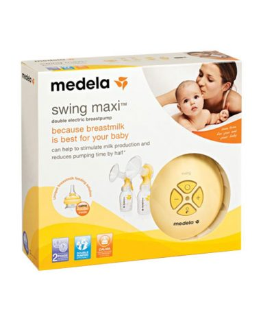 Medela Swing Maxi Electric Double Breast Pump