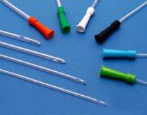 Catheter MALE Nelaton 12fg x 38cm PENNINE PK100