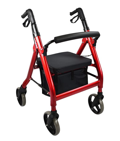 "Walker Premium Bariatric 8""Wheels >200Kg"