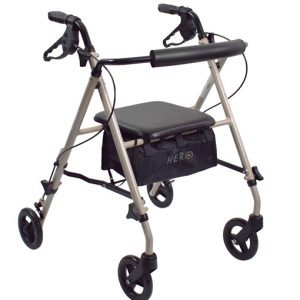 WALKER ULTRA LIGHT 5KG FRAME - SILVER